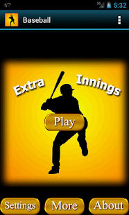 Hide My Calls/Text- Baseball - screenshot thumbnail