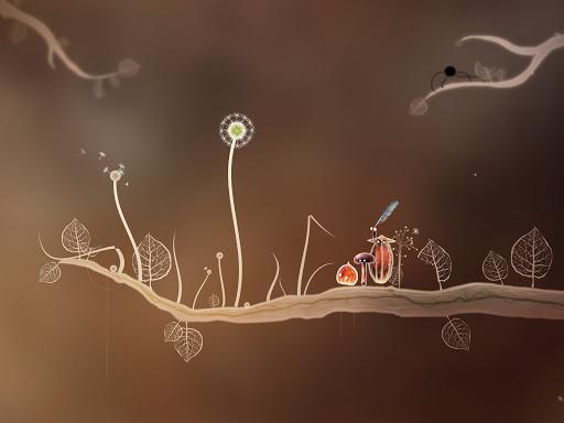 Botanicula para Android