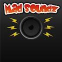 Mad Soundz logo