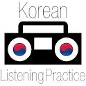Korean Listening Practice icon