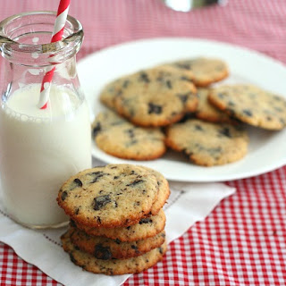 Coconut Chocolate Chip Cookies – Low Carb and Gluten-Free.