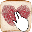 Fingerprint estimates icon