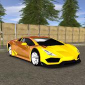 Sport Car Parking Challenge 3D