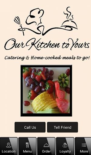 玩生活App|Our Kitchen to Yours免費|APP試玩