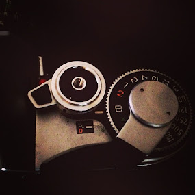 Canon ae-1 by Josh Pingel - Artistic Objects Other Objects
