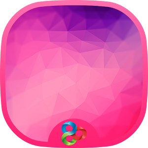 Free Apk android  GoPink Free Go Launcher Theme v1.0  free updated on