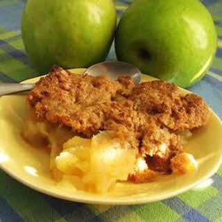 Apple Crisp III.