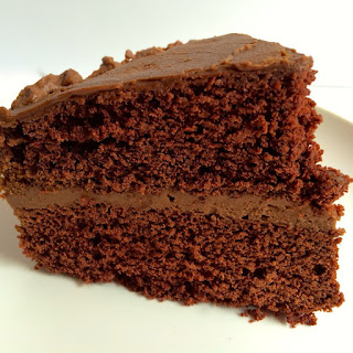 The Best Vegan Chocolate Cake.