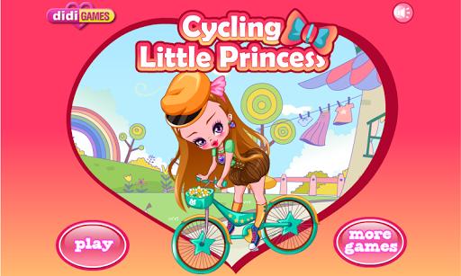 玩休閒App|เกมส์แต่งตัวเจ้าหญิงขี่จักรยาน免費|APP試玩