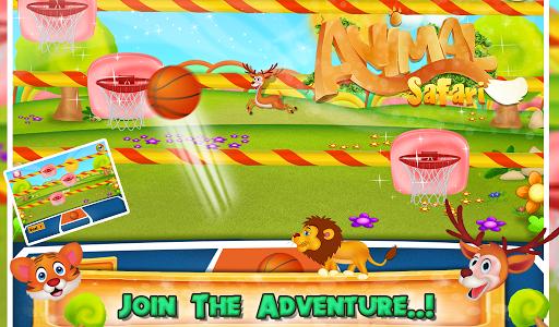 動物サファリ - アドベンチャーゲーム