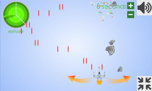 Rocket Breathing Games