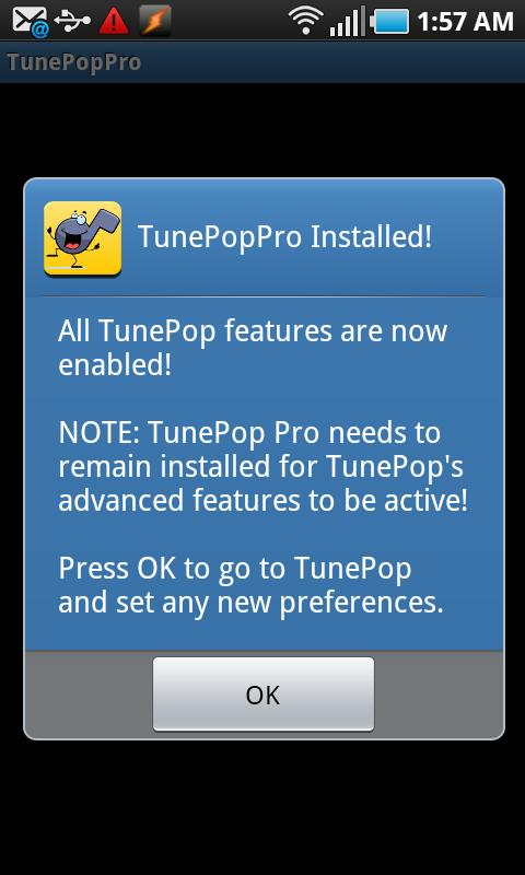 Tune Pop - screenshot