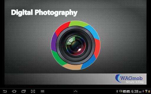 Digital Photography by WAGmob