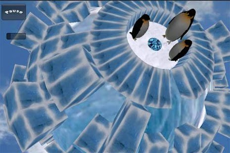 Penguin Egg and Ice Maze - screenshot thumbnail
