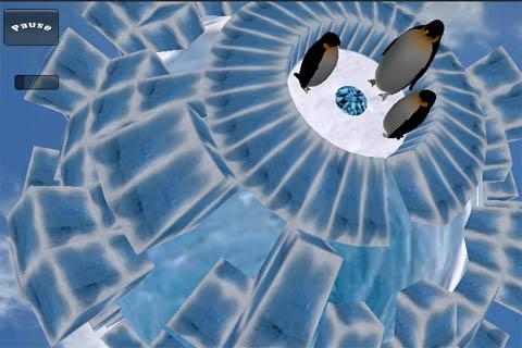 Penguin Egg and Ice Maze - screenshot