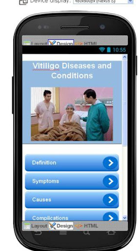 【免費醫療App】Vitiligo Disease & Symptoms-APP點子