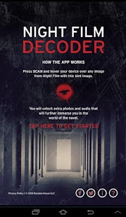 Night Film Decoder - screenshot thumbnail