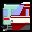 西鉄こんどの電車 icon