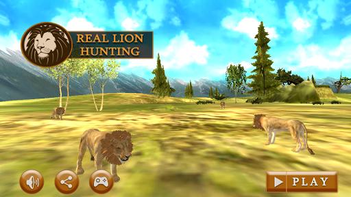 リアルライオン狩り