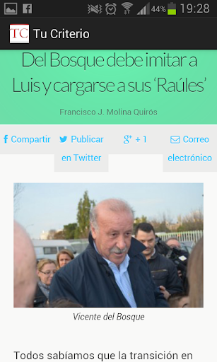【免費新聞App】Tu Criterio Noticias de España-APP點子