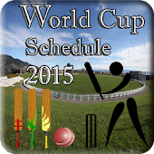 world cup schedule 2015