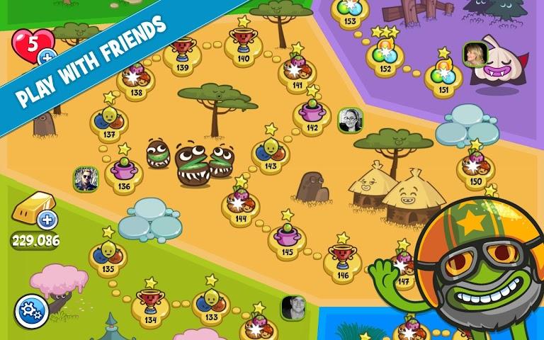 android Papa Pear Saga Screenshot 8