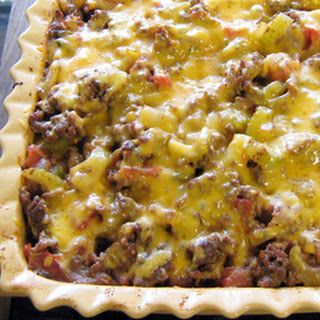 Southwestern-Style Beef and Potato Bake