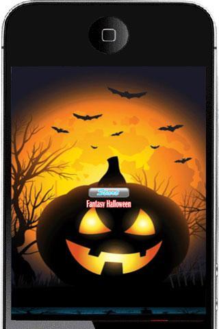 Fantasy Halloween Match Games