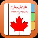 캐나다 워킹홀리데이 노트 icon