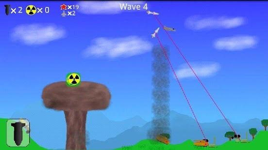 Atomic Bomber - screenshot thumbnail