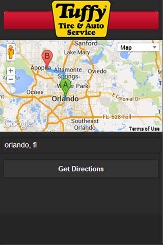 Tuffy Central Florida - Mobile- screenshot