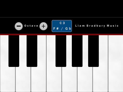 LB Piano App