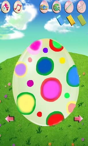 Art Eggs Easter-跳動的雞蛋:寶寶的復活節遊戲