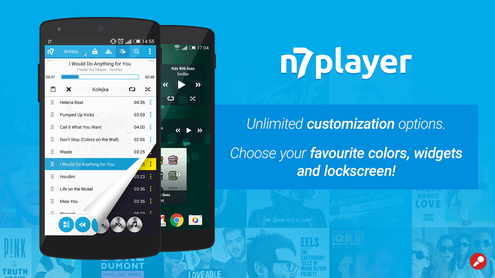 n7player Music Player Unlocker - screenshot