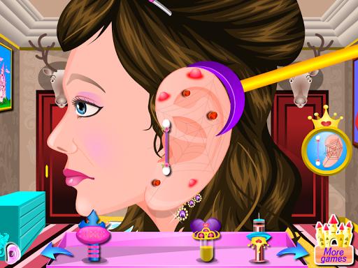玩免費休閒APP|下載Ear Doctor Princess app不用錢|硬是要APP