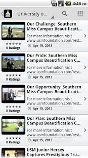 iSouthernMS - screenshot thumbnail
