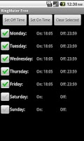 Screenshot of RingMuter Free