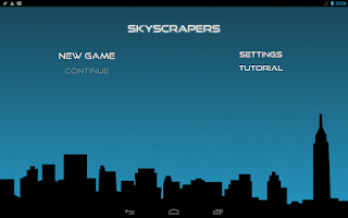Screenshot of Skyscrapers