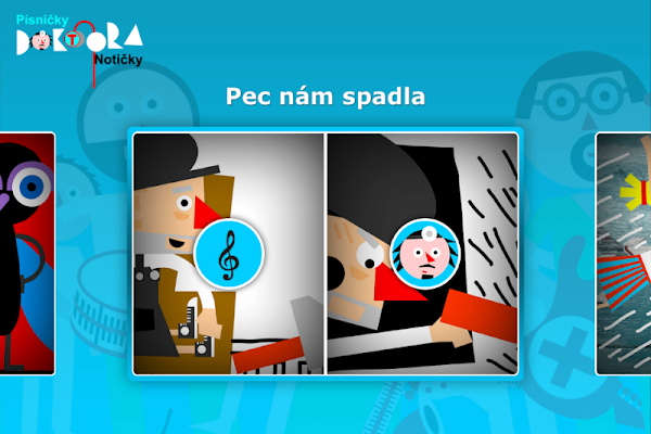 Karaoke doktora Notičky - screenshot