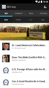 SES Apologetics App - screenshot thumbnail
