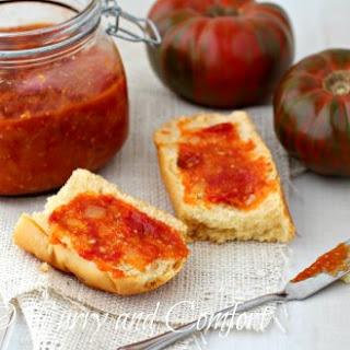 Spicy Tomato Mango Jam