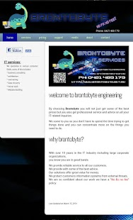 Brontobyte IT Services- screenshot thumbnail