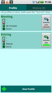 Auto SMS– Vignette de la capture d'écran