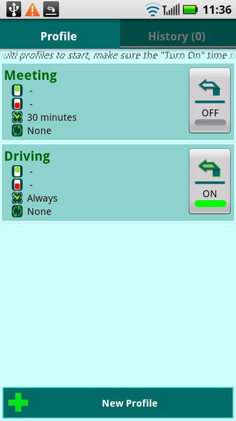Auto SMS Lite(Autoresponder)- screenshot
