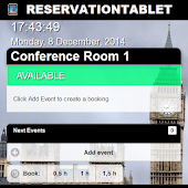 Reservation Tablet