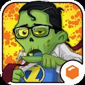 Zombie Caf logo
