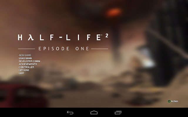 Half-Life 2: Episode One - screenshot