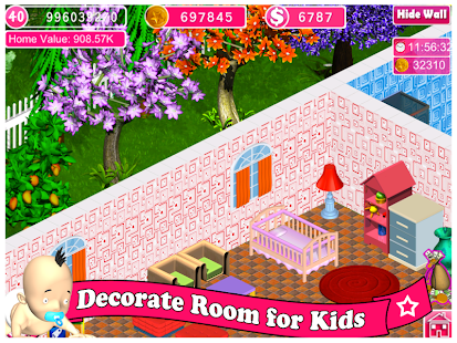 Home Design: Dream House - screenshot thumbnail