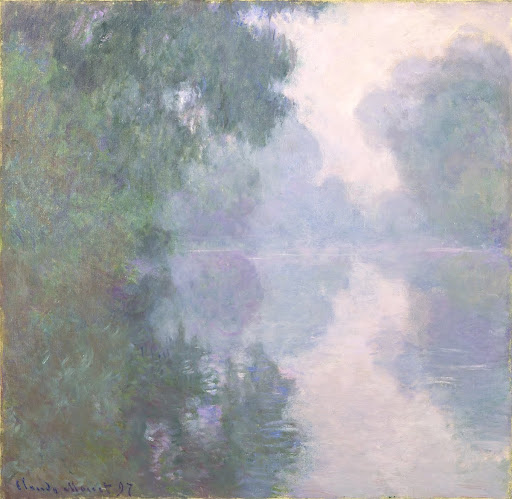 The Seine at Giverny, Morning Mists
