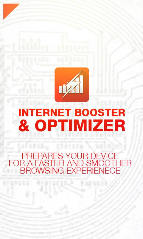 Internet Booster & Optimizer- screenshot